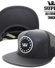 Supra – Allegiance trucker cap 2