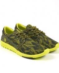scarpe etnies scout green