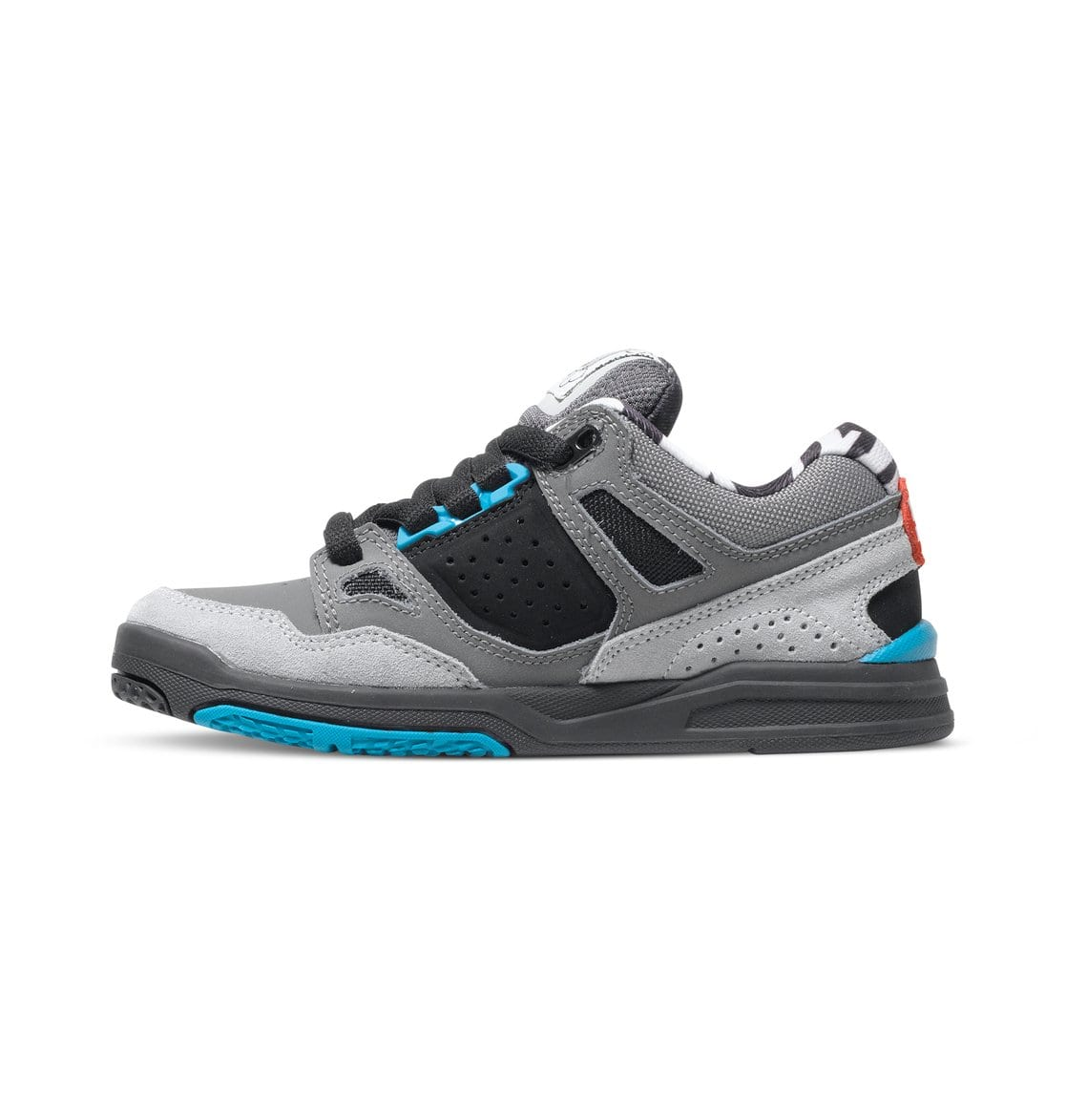 100% authentic f605f 3001d DC Shoes : Stag 2 Ken Block – Cyan/Black   o-zone shop