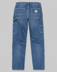 B ruck single knee pant – blue denim – dark true stone