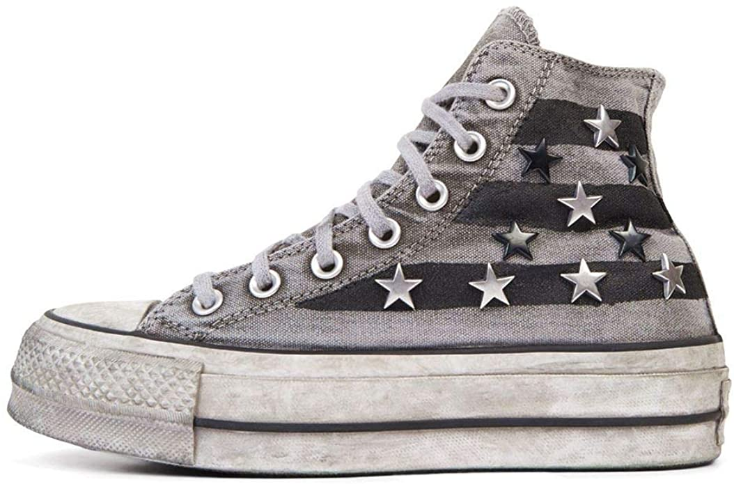 converse all star con stelle